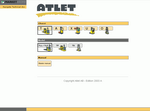 <b>ATLET / NISSAN AB</b><br>Spare parts catalog for Atlet / Nissan AB warehouse equipment