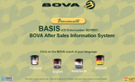 <b>BOVA (Futura & Magiq)</b><br>BASIS, parts and repair