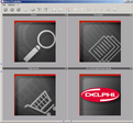 <b>Delphi 2008 Parts Catalog and Test Plans</b><br>Parts catalog and test plans for Delphi engine components