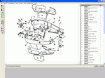 <b>Evinrude / Johnson</b><br>Spare parts catalog for boat engines Johnson and Evinrude