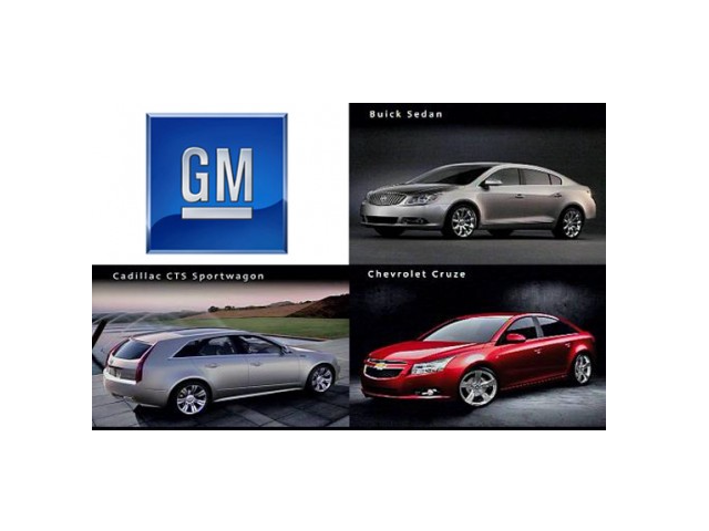<b>General Motors North America GMNA [10/2015]</b><br>Spare parts catalog and accessories catalog for all North American General Motors vehicles