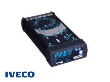 <b>Iveco ECI Diagnostic Kit <sup><font color=red>Genuine</font></sup></b><br>Eltrac diagnostic interface and Iveco Easy diagnostic software