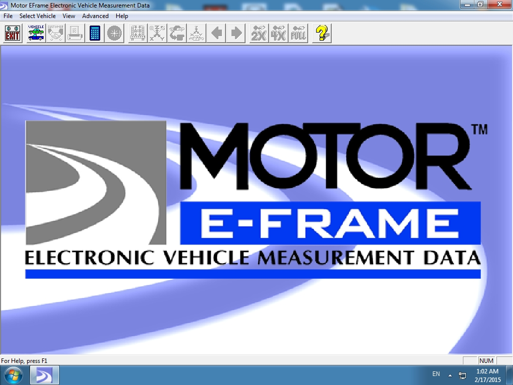 <b>E-Frame Vehicle Dimensions Data [2013]</b><br>Multi-year coverage for USA domestic & imported cars, light trucks, vans & SUVs