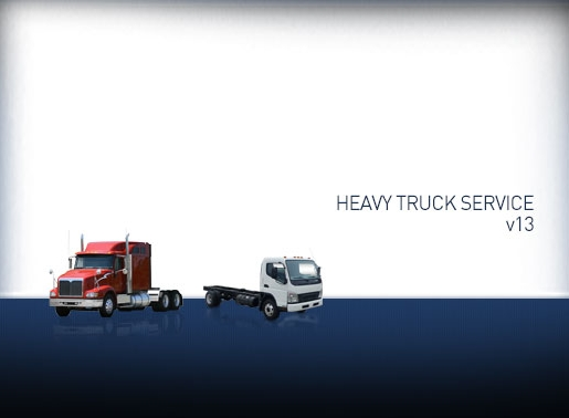 <b>Motor's Heavy Truck Service 1990-2013</b><br>MOTOR'S Heavy Truck Service 1990-2013 covers many different types of information needed to diagnose, repair and maintain medium and heavy duty trucks