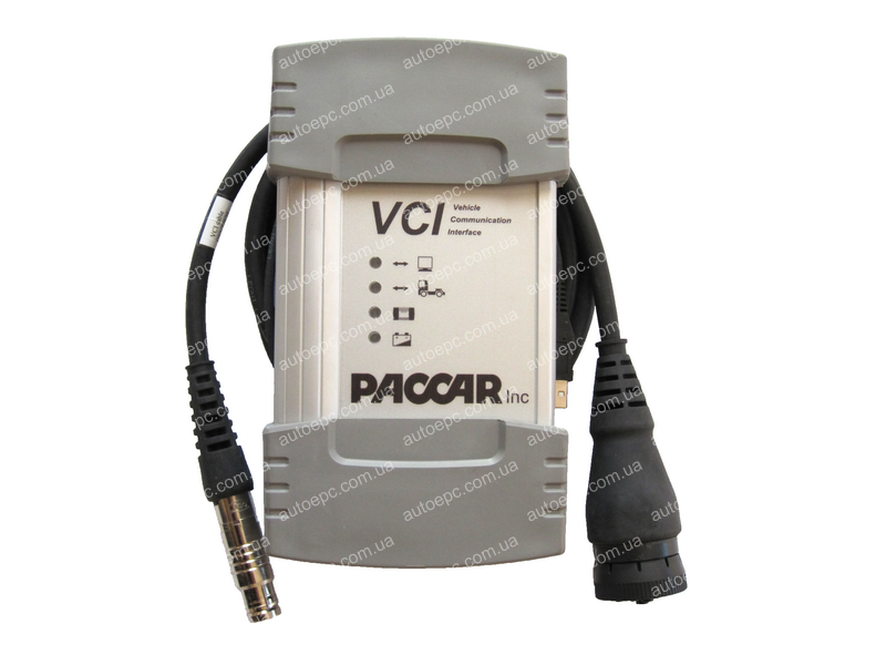 <b>DAF Diagnostic Kit (VCI-560 MUX)</b><br>DAF VCI interface and Davie diagnostic software