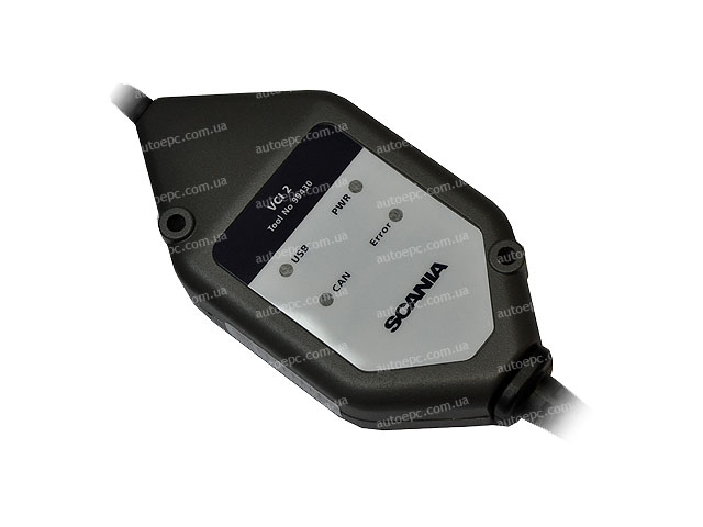 <b>Scania VCI-2 Diagnostic Kit</b><br>Diagnostic adapter for Scania trucks and buses equiped with VCI-2 control module